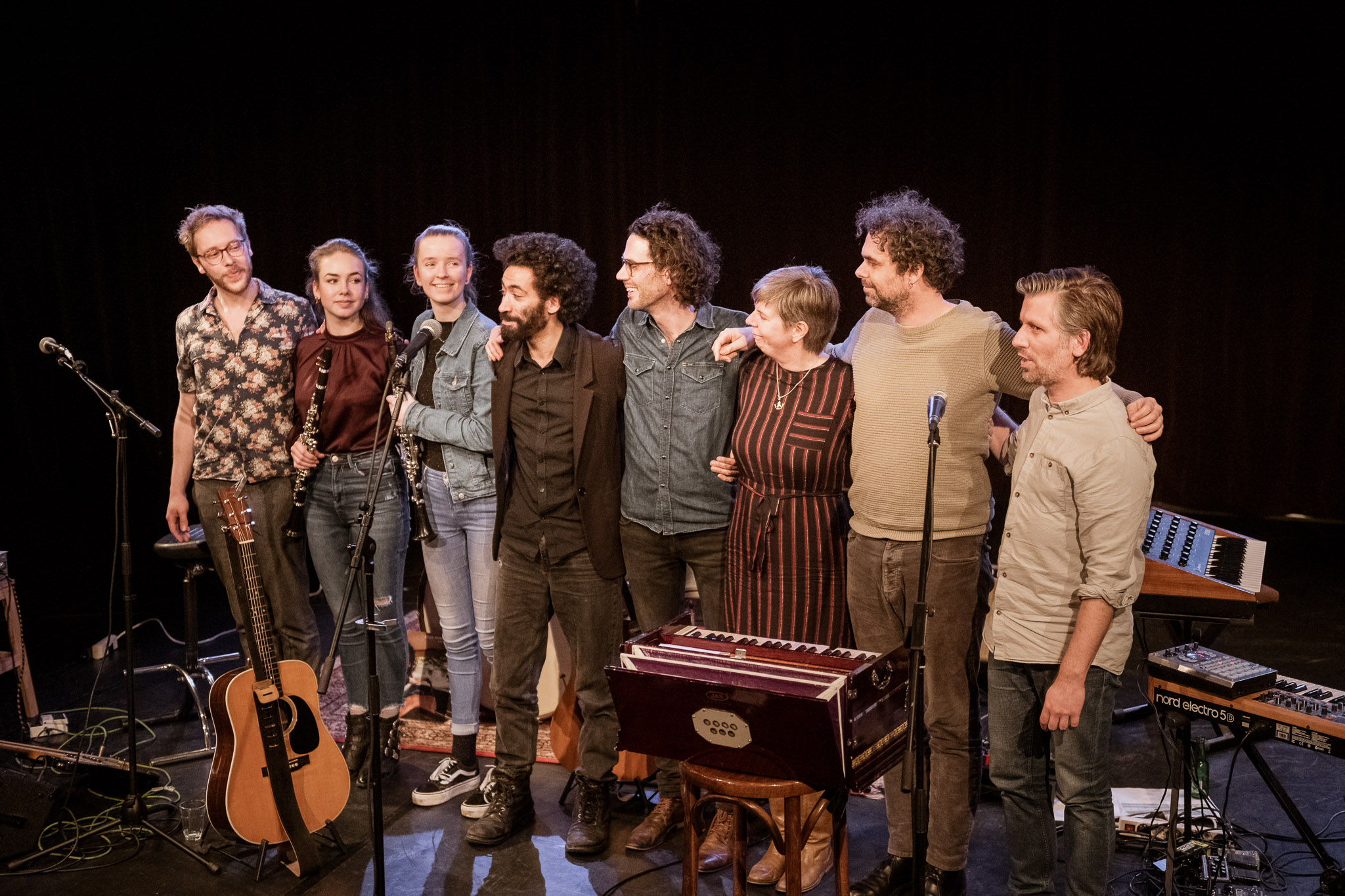 Terugblik albumpresentatie Utrecht