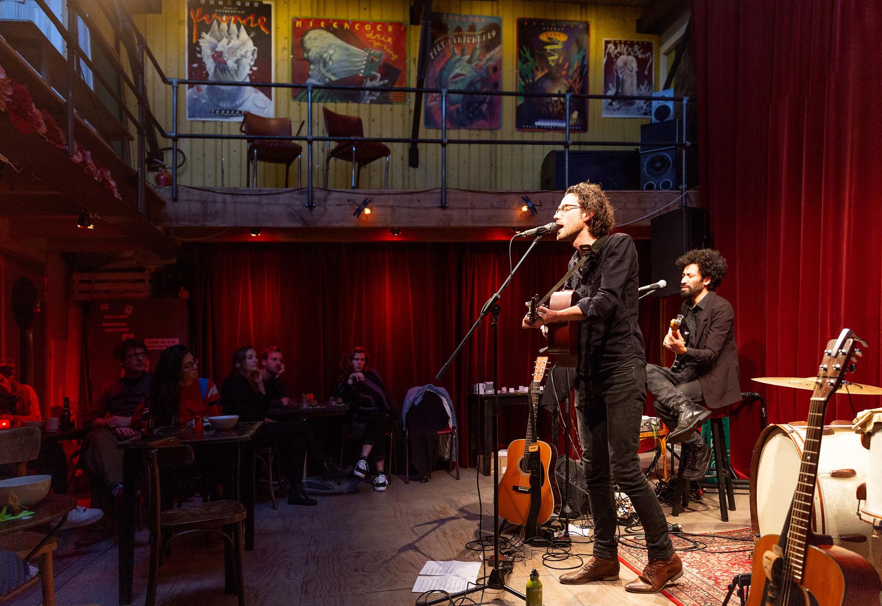 In de herkansing: vierde en laatste albumpresentatie op 8 november in Studio de Bakkerij, Rotterdam